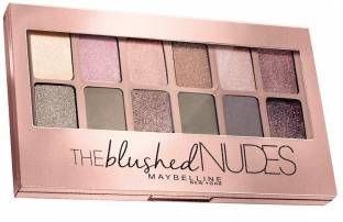 MAYBELLINE NEW YORK The Blushed Nudes Eyeshadow Palette 9 g