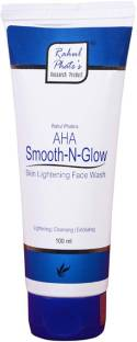 Rahul Phate's Research Product AHA Smooth-N-Glow Skin Lightening  Face Wash