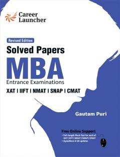 MBA 2019-20 : Solved Papers (XAT|IIFT|NMAT|SNAP|CMAT)