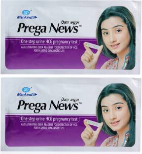 Mankind Prega News Pregnancy Test Kit