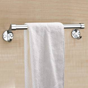 Impulse Stainless Steel Towel Hanger For Bathroom Towel Rod Towel Bar Bathroom Accessories Chrome 24 Inch 1 Bar Towel Rod Price In India Buy Impulse Stainless Steel Towel Hanger For Bathroom Towel Rod Towel Bar Bathroom Accessories Chrome 24