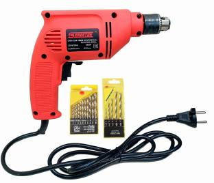 CHESTON Cheston 10mm Powerful Drill Machine Screwdriver Reverse Forward Rotation with Variable Speed f...