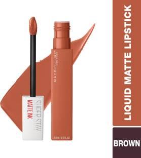 MAYBELLINE NEW YORK Super Stay Matte Ink Liquid Lipstick