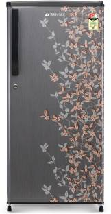 Sansui Pro Fresh 195 L  Direct Cool Single Door 3 Star Refrigerator
