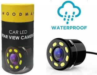 WOODMAN LED Light Camera Vehicle Camera System