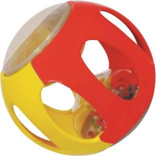 FUNSKOOL Action Ball Rattle