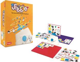 FUNSKOOL Funskool Jiggles Game Educational Board Games Board Game
