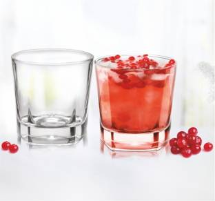TREO (Pack of 6) CRESCENT COOL Glass Set