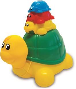 FUNSKOOL Ride 'n Hide Turtles