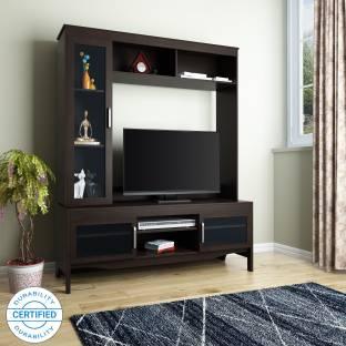 @home by Nilkamal Verner Engineered Wood TV Entertainment Unit