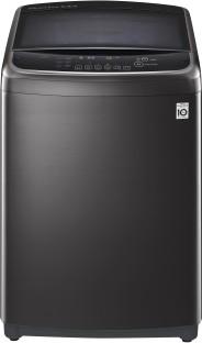 LG 11 kg Fully Automatic Top Load Washing Machine (TDH11STB, Black)