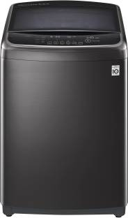 LG 11 kg Fully Automatic Top Load with In-built Heater Black