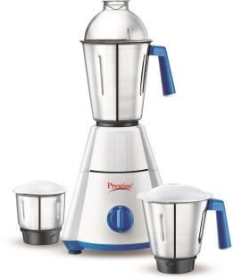 Prestige Nakshatra 550w nakshatra 550 W Mixer Grinder (3 Jars, white/blue)