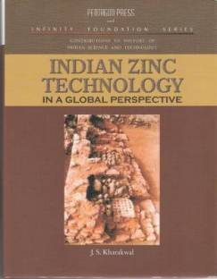Indian Zinc Technology in a Global Perspective