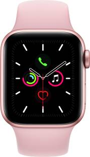 APPLE Watch Series 5 GPS + Cellular 40 mm Gold Aluminium Case with Pink Sand Sport Band