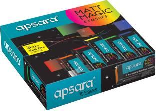 APSARA Matt Magic Non-Toxic Eraser