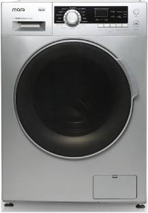 MarQ By Flipkart 10.2 kg Garment Sterilization Fully Automatic Front Load with In-built Heater Silver