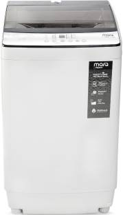 MarQ By Flipkart 7.2 kg with Twin Shower Technology Fully Automatic Top Load Grey