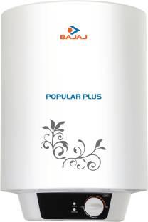 BAJAJ 15 L Storage Water Geyser (Popular Plus 15 L, White)