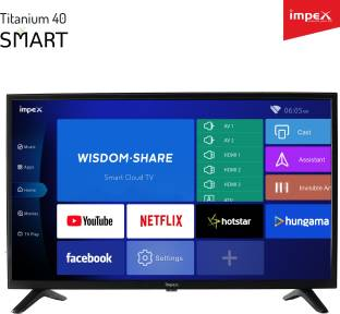 IMPEX 100 cm (39 inch) HD Ready LED Smart Android TV