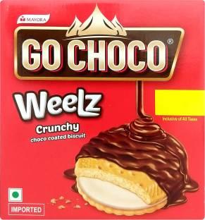 Go Choco Wheelz Cookies