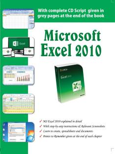Microsoft Excel 2010 - Develop computer skills: be future ready