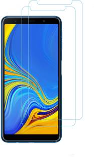 Maxpro Tempered Glass Guard for Samsung Galaxy A7 2018 Edition