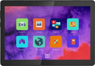Lenovo Tab M10 (HD) 2 GB RAM 32 GB ROM 10.1 inch with Wi-Fi Only Tablet (Slate Black)