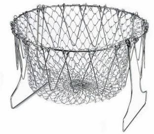 Laxit Enterprise Collapsible Deep Frying Basket Collapsible Deep Frying Basket