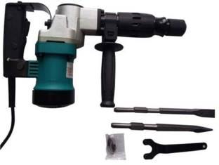 WEBBUY 5 KG Demolition hammer Breaker machine Concrete Breaker with chisel hammer bits Rotary Hammer D...
