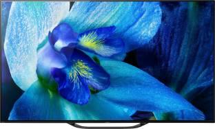 SONY Bravia A8G 163.9 cm (65 inch) OLED Ultra HD (4K) Smart TV