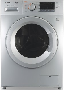 MarQ by Flipkart 10.5 kg Fully Automatic Front Load Washing Machine (MQFLDGD10, Silver)