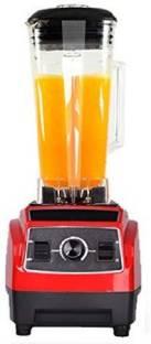 BMS Lifestyle BMS Juicer Grinder 2000 Juicer Mixer Grinder (1 Jar, Red)