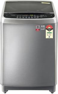 LG 9 kg Fully Automatic Top Load Silver