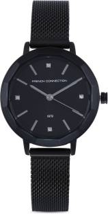 French Connection FC1318BM Analog Watch - For Women