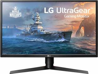 LG 59.94 cm (24 inch) LED Display Full HD TN Panel Gaming Monitor (24GL600F)