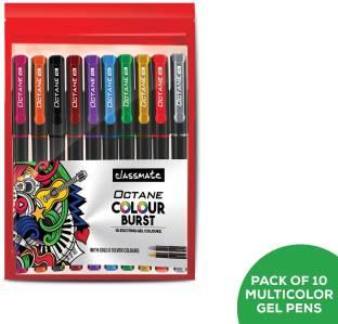 Classmate Octane Colourburst Gel Pen Gel Pen