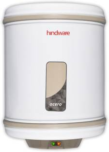 Hindware 25 L Storage Water Geyser (acero, Pure White)
