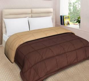 Urban Basics Solid King Comforter