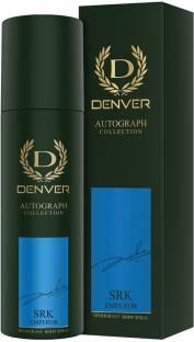 DENVER SRK Emperor Deodorant Autograph Collection Deodorant Spray  -  For Men