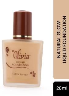 Olivia Long Lasting Radiance Makeup Liquid Foundation 28ml Shade No. 2 Foundation