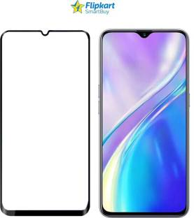 Flipkart SmartBuy Edge To Edge Tempered Glass for Realme XT, Realme X2
