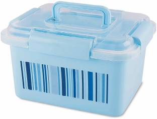 aaKaR   7000 ml Plastic Utility Container Blue