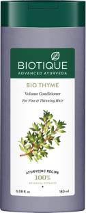 BIOTIQUE Bio Thyme -Volume Conditioner 180 ml
