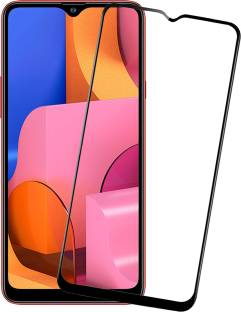 Karpine Edge To Edge Tempered Glass for Samsung Galaxy A20s
