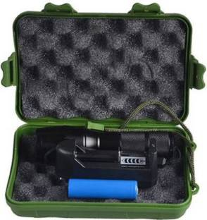 NKZ Rechargeable Led torch light NP-20 Torch