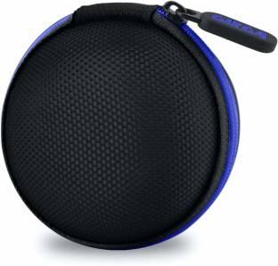 Gizga Essentials Nylon Zipper Headphone Case