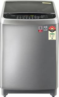 LG 10 kg 5 Star Rating Fully Automatic Top Load Silver