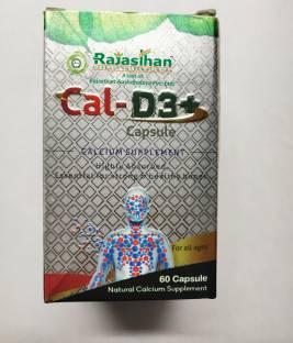 RAJASTHAN HERBALS Cal - D3+