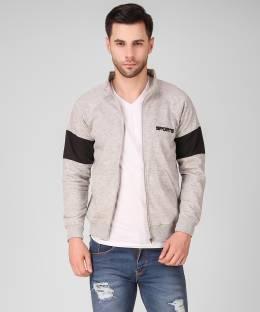 Christy WorldFull Sleeve Colorblock Men Casual Jacket